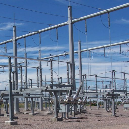 substation-structure