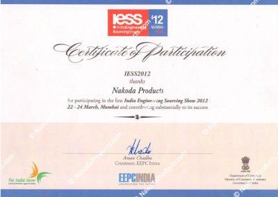 ies-certificate