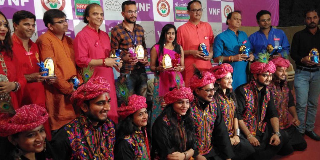 Gift Distribution at VNF Vadodara, Navratri Festival 2018