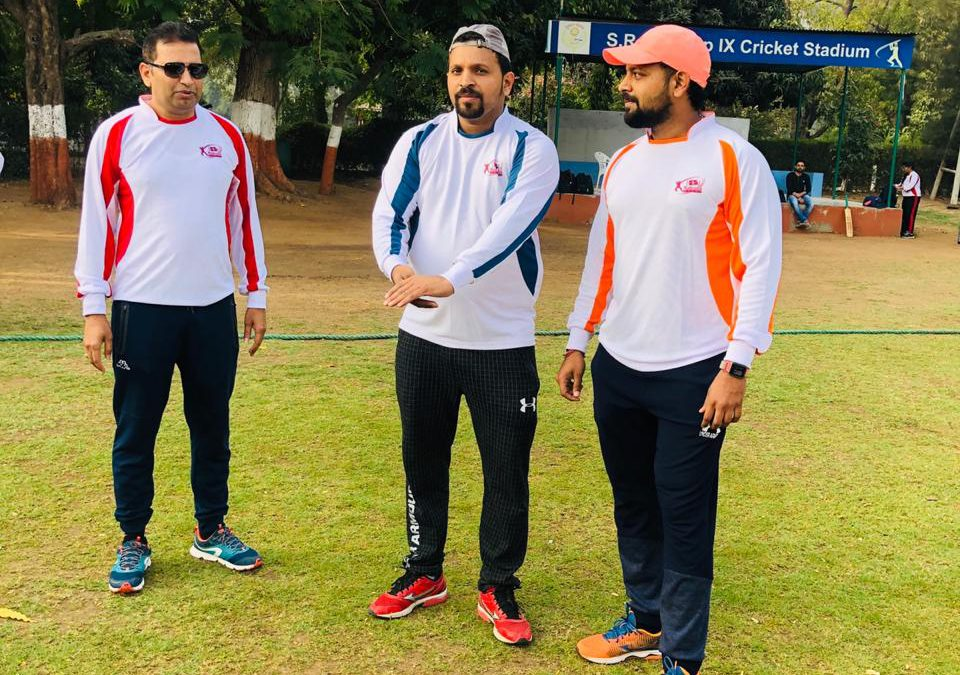 Cricket Tournament 3rd March 2019